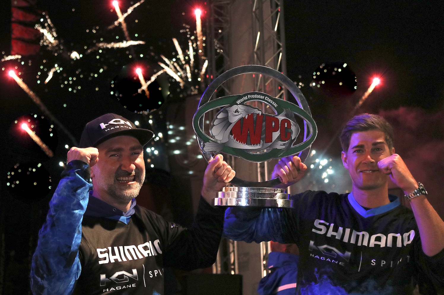 Deutsches Shimano Team gewinnt WPC